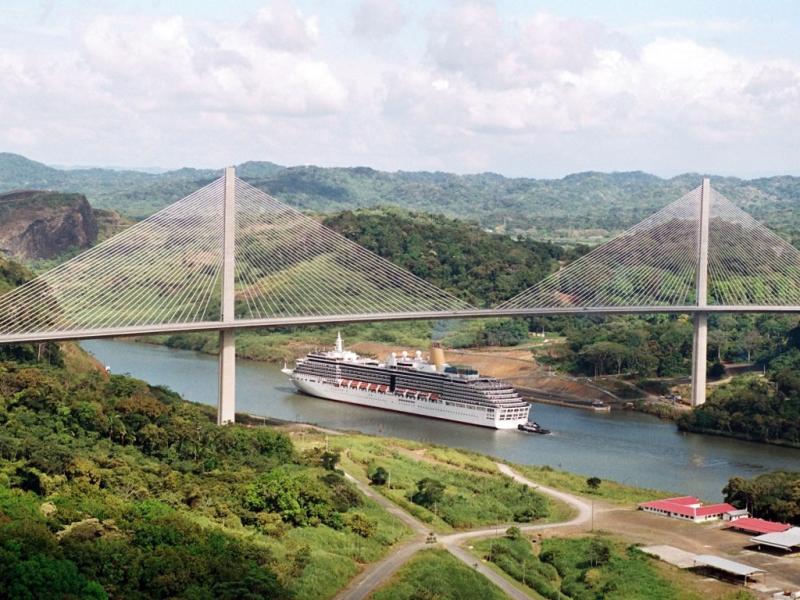 Міст Століття, Панама (5)