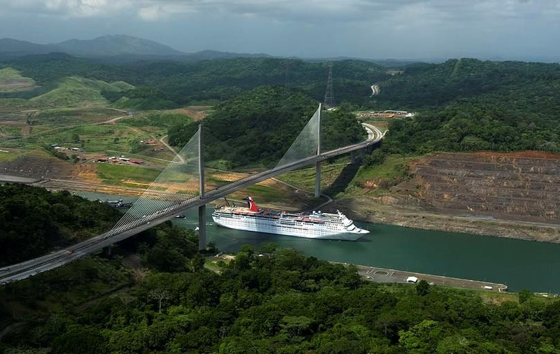Міст Століття, Панама (4)
