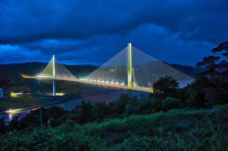 Міст Століття, Панама (1)