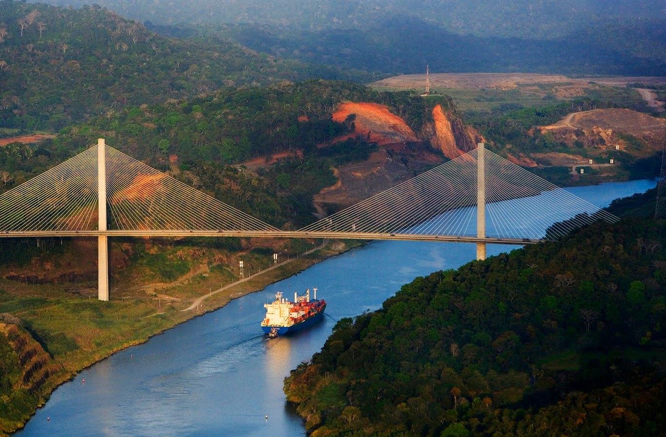Міст Століття, Панама (3)