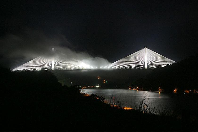 Міст Століття, Панама (2)