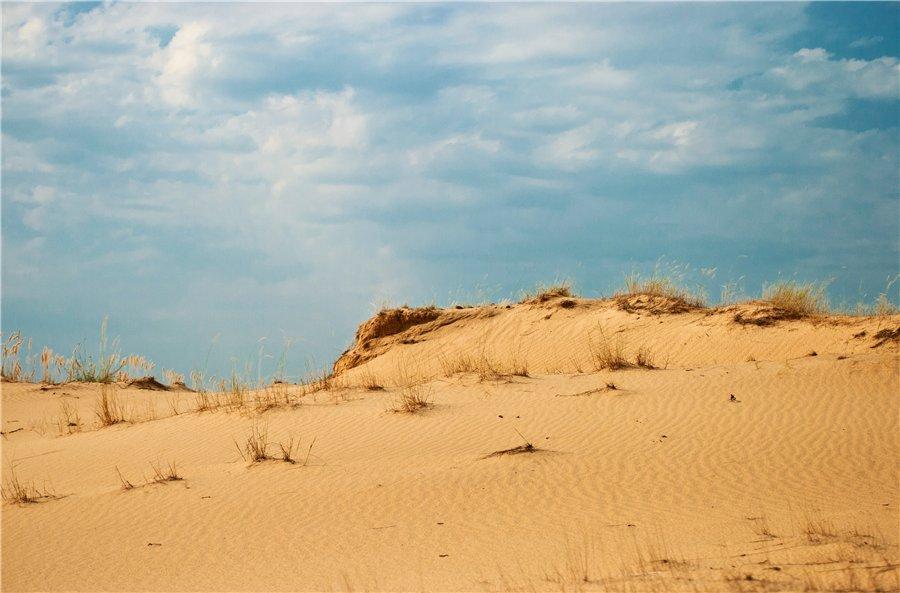 Олешківські піски - природне диво України та найбільша пустеля Європи (1)