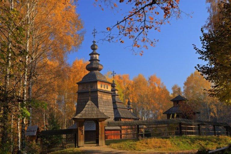 Музей народної архітектури і побуту фото: Ольга Придибайло