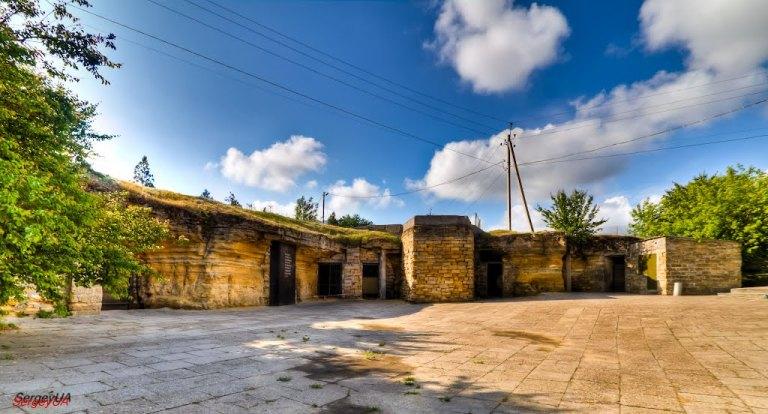 Музей партизанської слави у Нерубайському
