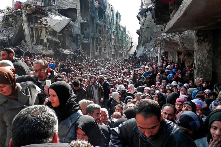 фото: UNRWA/AP