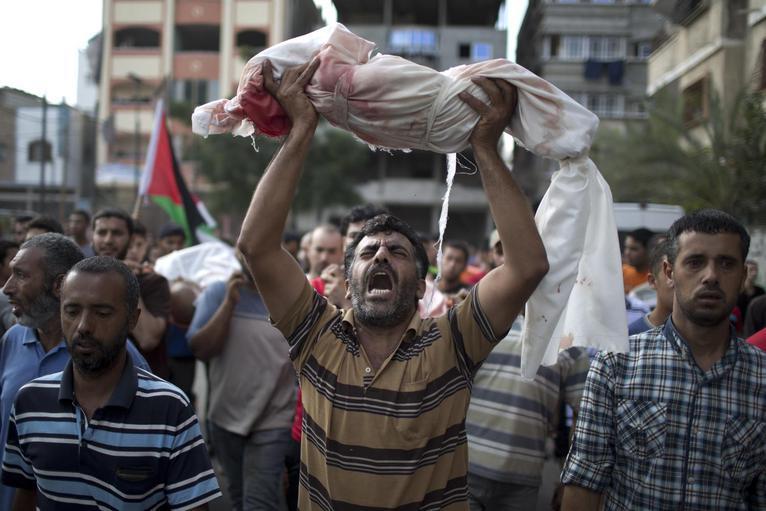 Mahmud Hams/AFP/Getty Images