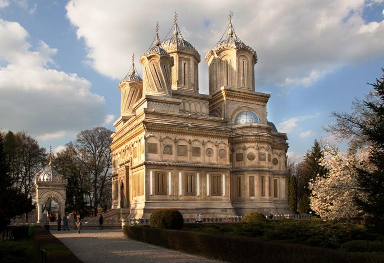 церква у румунському місті Куртя-де-Арджеш