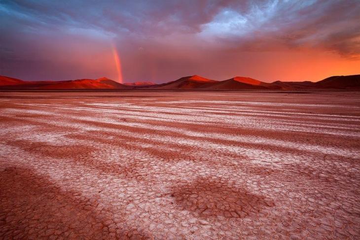 Фантастичні краєвиди пустельної Намібії (29)