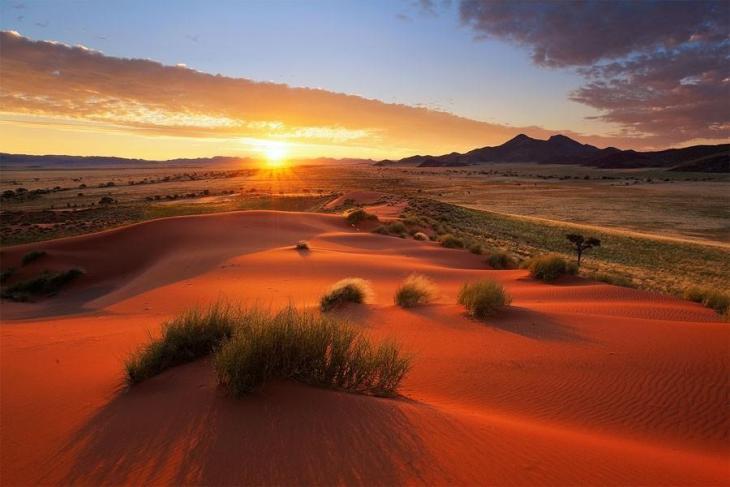 Фантастичні краєвиди пустельної Намібії (28)