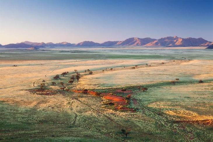 Фантастичні краєвиди пустельної Намібії (27)