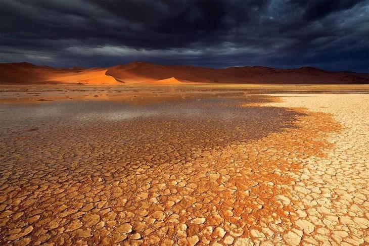 Фантастичні краєвиди пустельної Намібії (26)