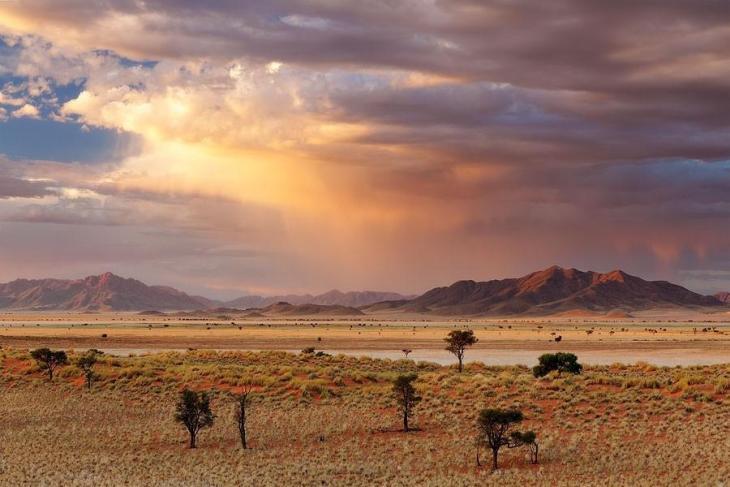 Фантастичні краєвиди пустельної Намібії (23)