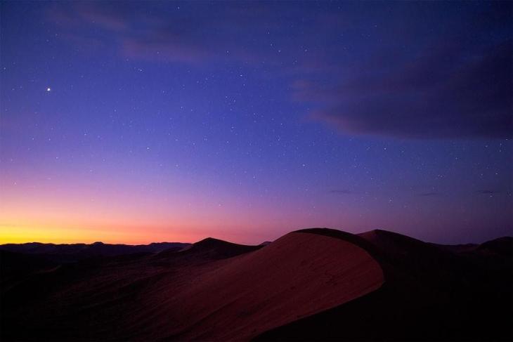 Фантастичні краєвиди пустельної Намібії (22)