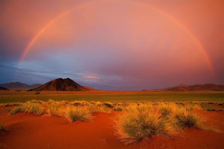 Фантастичні краєвиди пустельної Намібії (21)