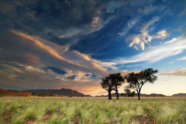 Фантастичні краєвиди пустельної Намібії (19)