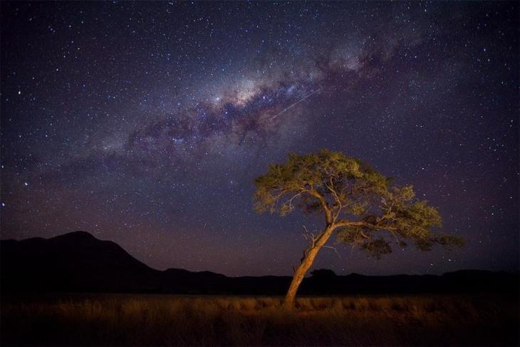 Фантастичні краєвиди пустельної Намібії (17)