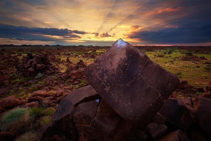 Фантастичні краєвиди пустельної Намібії (10)