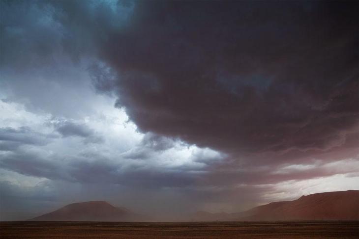 Фантастичні краєвиди пустельної Намібії (4)