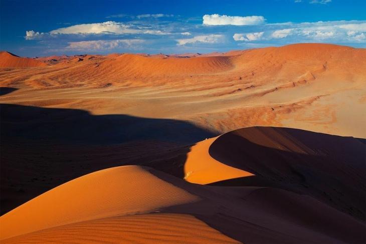Фантастичні краєвиди пустельної Намібії (3)