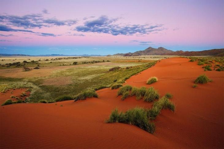 Фантастичні краєвиди пустельної Намібії (1)