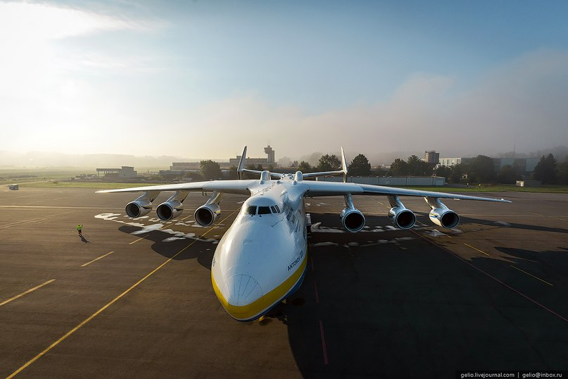 Ан-225 «Мрія» (Автор - Степанов Слава)
