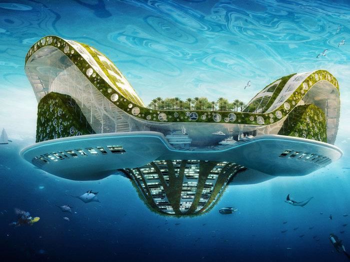 Вражаюча екосистема, яка на сучасному етапі є лише концептом