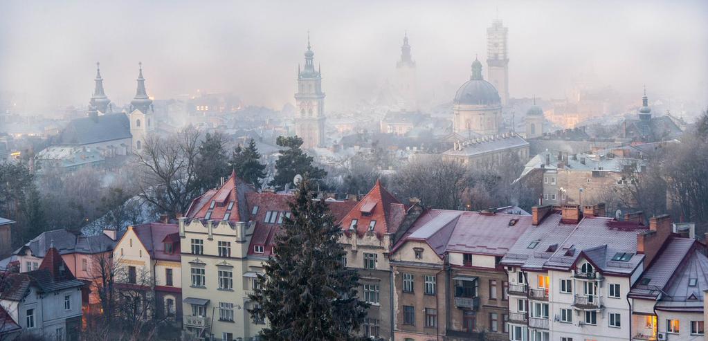Зимова казка у Львові