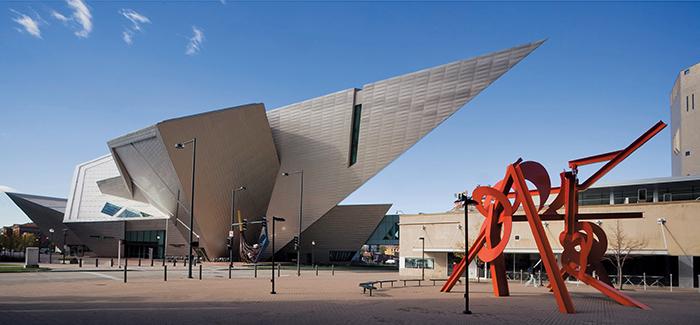 Музей мистецтв в Денвері