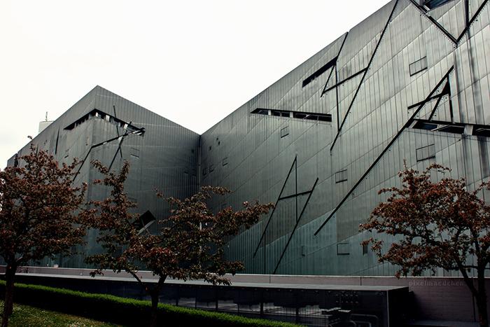 Музей Голокосту в Берліні