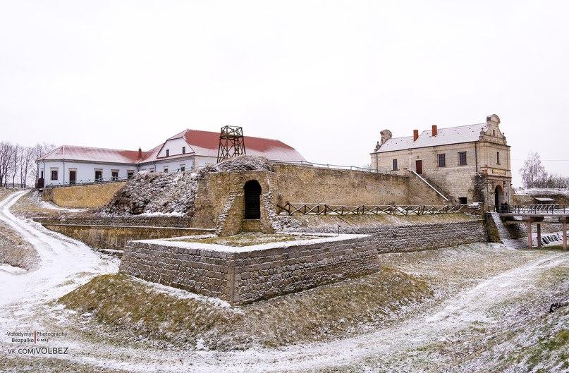 Збаразький замок Фото: Володимир Безпалько