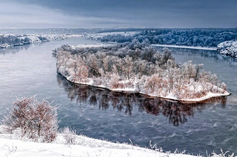 Кришталевий Дніпро Фото www.photographers.ua/Vladimir25