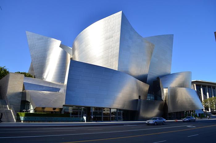 Концертний зал Уолта Діснея в Лос-Анджелесі