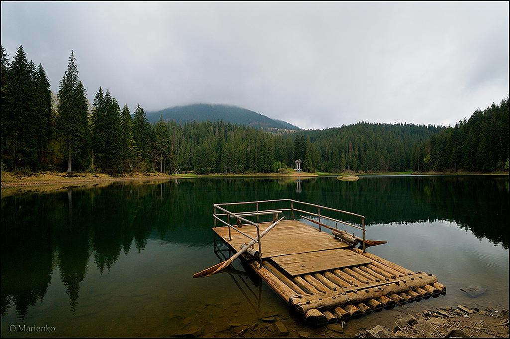 Озеро Синевир. фото: О.Маренко