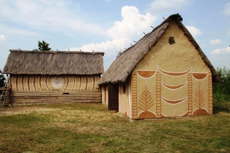 Село Легедзине. Музей Трипільської культури. IV-III тисяч років до н.е. фото: procherk.info