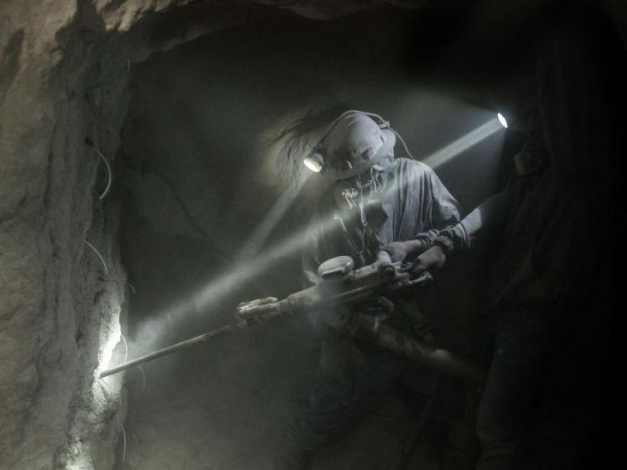 Видобуток корисних копалин. Болівія. Автор фото: Antony Harrison.