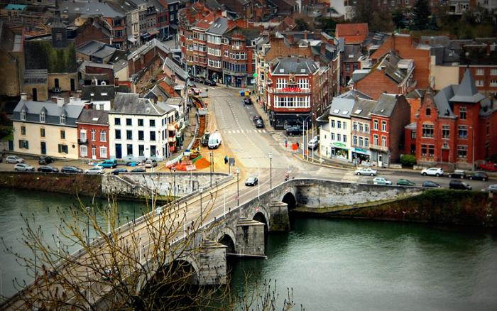 Неймовірне місто Намюр. Бельгія