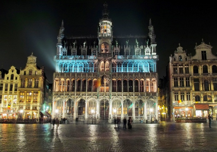 Брюссель. Бельгія