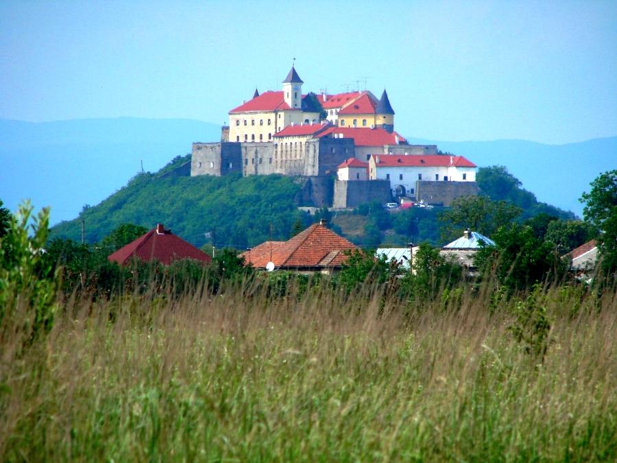 Замок Паланок (Мукачівський замок)
