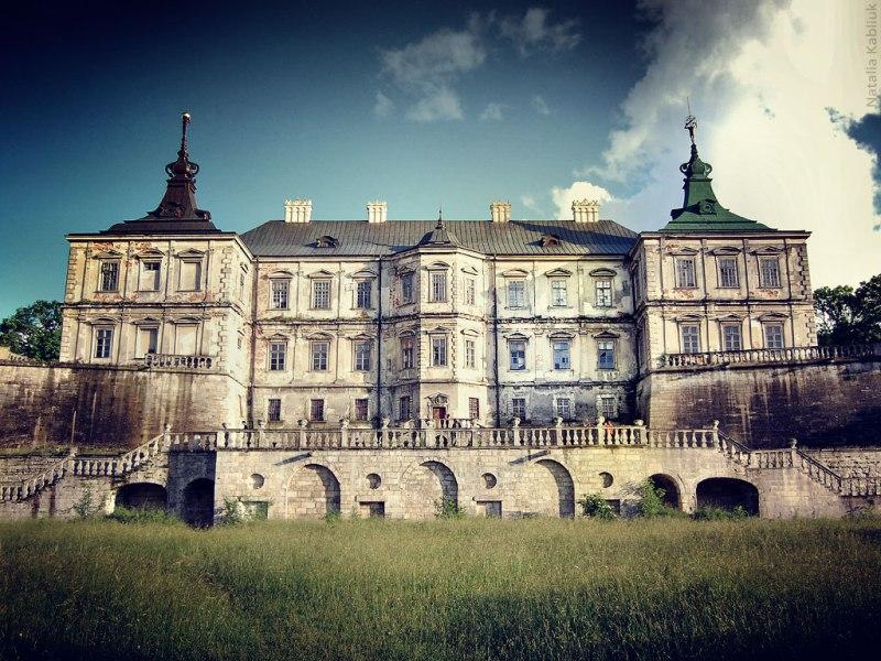 Підгорецький замок на Львівщині фото: Наталія Каблюк