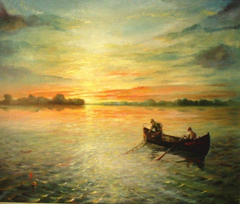Картини А. Шаронова.