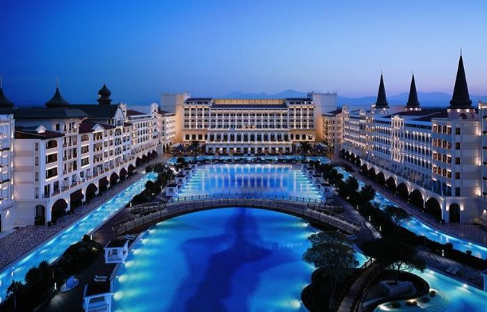 Mardan Palace Antalya Hotel