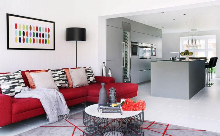 Невелика вітальня від LLI Design
