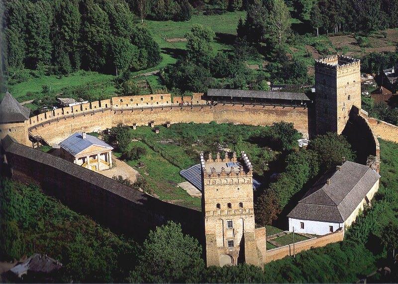 Луцький замок Любарта