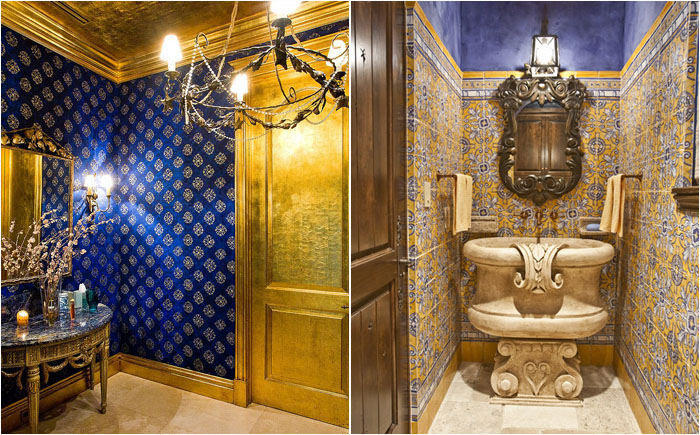 Різноманітність стилів інтер'єру ванної кімнати