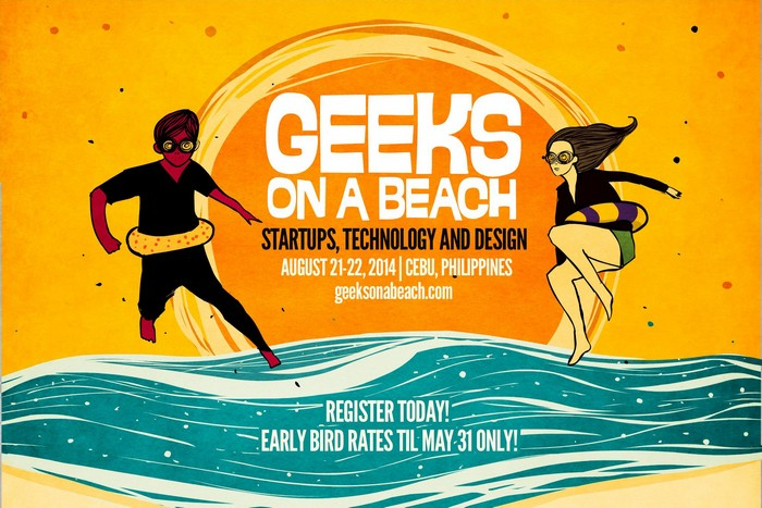 Пляжна конференція Geeks on a Beach