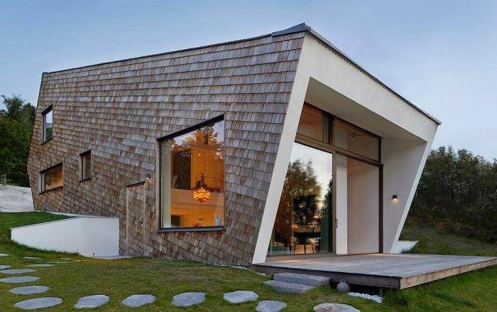 Cone House - особняк, розташований в Стокгольмському архіпелазі