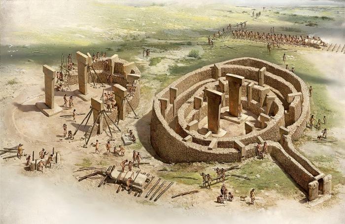 Храмовий комплекс Гебеклі-Тепе