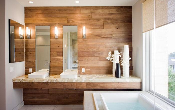 Інтер'єр ванної від Mark Brand Architecture