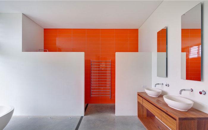 Інтер'єр ванної від Roth Architecture