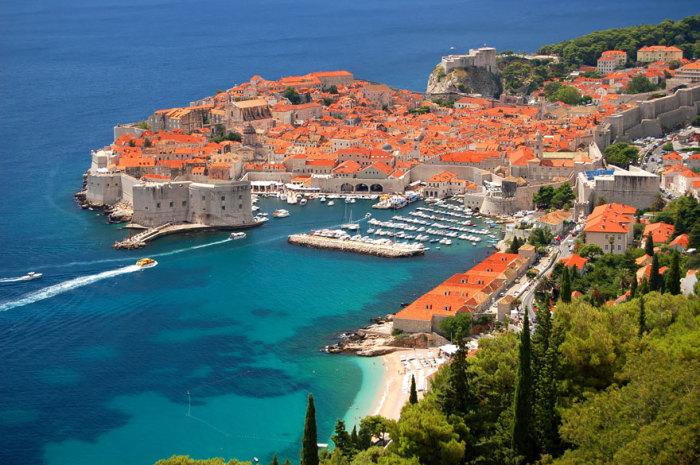 Королівська Гавань: місто Дубровник, Хорватія.